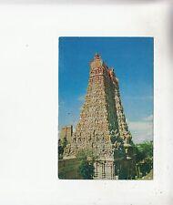 BF26883 india nadu ta,ol temple at madurai   front/back image