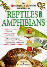 Questions and Answers Manual of Reptiles and Amphibians (Questions & Answers), D