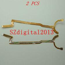 2PCS/ NEW Lens Aperture Flex Cable For Canon 18-55mm EF-S IS Repair parts