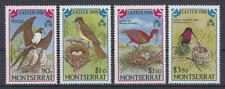 Montserrat - Michel-Nr. 701-704 postfrisch/**  (Ostern: Vögel / Eastern: Birds)