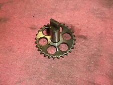 Honda CBX 1000 Super Sport Engine Oil Pump Driven Gear & Shaft 1981 CBX-B 1147cc