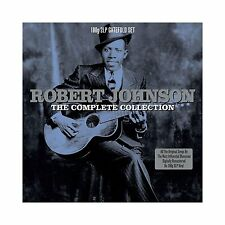 Robert Johnson - The Complete Collection (2LP Gatefold 180g Vinyl) NEW/SEALED