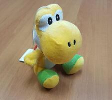 Super Mario Bros - Sitting Yoshi - Orange - 7 inch Plush toy