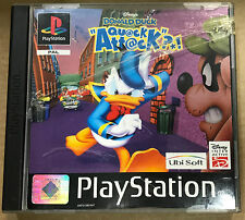 Donald Duck - Quack Attack (Sony Playstation 1, 2000)