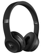 NEW Beats by Dr Dre Solo 3 Wireless On-Ear Headphones - Matte Black