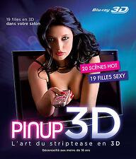 PIN UP 3D - BLU-RAY