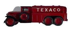 Texaco Co.1930 Diamond Fuel Tanker Truck Toy Bank Model Vintage NIB Collector's