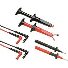 Fluke TL220 Suregrip™ Industrial Test Lead Set. Includes AC220, TP220 & TL224