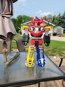 Mighty Morphin Power Rangers Imaginext Megazord 27.5 inches tall