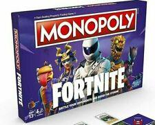 Hasbro Monopoly: Fortnite Edition Board Game - E6603