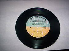 """TINA TURNER  """"WE DON'T NEED ANOTHER HERO""""    7 INCH 45    1985"""
