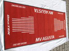 MV Agusta Garagen- Teppich-Tankmatte Garagenmatte-Ausstellung
