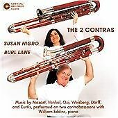Nigro : The Two Contras [IMPORT] CD