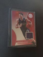 2012-13 Panini Jimmer Fredette JERSEY CARD#124 Kings/BYU