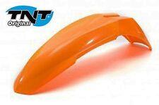 Parafango anteriore Enduro per moto cross arancione HONDA universale Dirt NUOVO