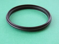 58mm-62mm 62mm-58mm Male to Male Double Coupling Ring Reverse Adapter 58-62mm