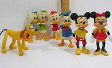 Vintage Disney Figures PVC Soft Vynil