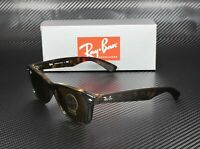 RAY BAN RB2132 710 New Wayfarer LT Havana Crystal Brown 55 mm Men's Sunglasses