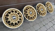 "13"" BBS MAHLE alloys GOLF 4x100 VW polo caddy lupo jetta UP arosa inca scirocco"