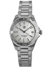 New Tag Heuer Aquaracer Lady 300M 32MM Women's Watch WAY1312.BA0915