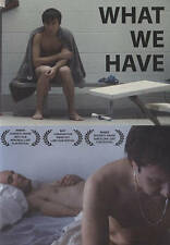What We Have - DVD