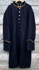 Civil war union federal cavalry single breasted frock coat   48