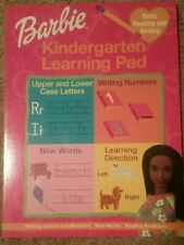 Barbie Kindergarten Learning  Pad Basic Reading and Writing