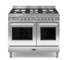 Britannia Dual Fuel Home Cookers 100 cm Width