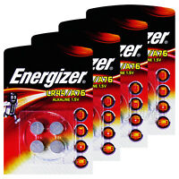 16 x Energizer Alkaline LR44 A76 batteries 1.5V AG13 303 357 L1154 Pack of 4