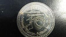 Alte Medaille 10 Jahre Faust 1829 Braunschweig Joh. Wolfgang v. Goethe 1749-1832
