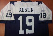 Vintage Reebok NFL Dallas Cowboys Football Miles Austin Throwback Jersey XL