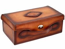 Paul Parkman Handcrafted Leather Shoe Case (ID#625CASE)