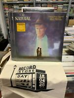 The Natural LP Randy Newman Robert Redford Blue Vinyl RSD 2020 Sealed