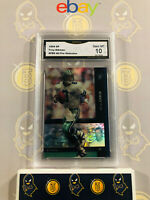 1994 Upper Deck SP Troy Aikman PB9 Holoview - 10 GEM MT GMA Graded Football Card