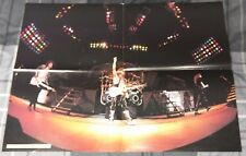 KIP WINGER / BULLETBOYS / WINGER LIVE 1980'S 4 PAGE MAGAZINE POSTER + FREE DVD