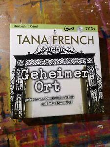 Geheimer Ort - Tana French ISBN 9783741501401