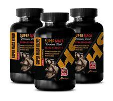 testosterone booster capsules for men - SUPER MACA 3B - l-arginine yohimbine