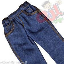 FemBasix Light Blue Denim Pants Jeans for Action Figures 1:6 (1351g22)