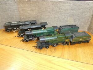 OO Gauge Hornby/Triang Locos non runners for spares or repair