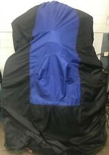 Black & Blue Water Resistant Kart Cover