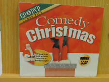 Various Artists Comedy Christmas CD DVD 2008 Direst Source Sealed New