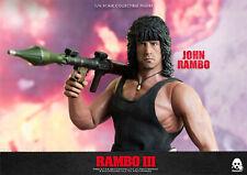 ThreeZero Rambo 3 John Rambo 1/6 Scale ThreeA