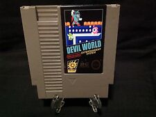 Devil World Nintendo NES English Game