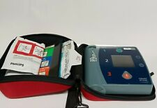 Philips HeartStart FR2+ AED Defibrillator with Pads & CASE