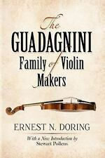 Dover Books on Music: The Guadagnini Family of Violin Makers by Ernest N....
