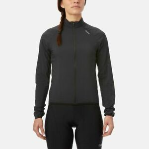 Giro Womens Chrono Expert Wind Cycling Jacket - Black