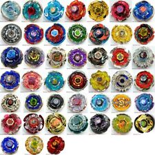 Beyblade Metal Meister LOT Fusion Fury + String Bey Launcher Gyro Spielzeug WEIH