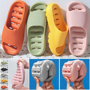 Pillow Slides Sandals Ultra Soft Slippers Extra Soft Cloud Shoes Anti-Slip Shoes