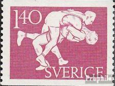 Suède 382A neuf avec gomme originale 1953 Sportvereine