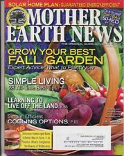 Mother Earth News, August-September 2009  Simple Living - Food Police - Plastics